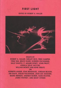 Image of First Light, edited by Robert A. Haller