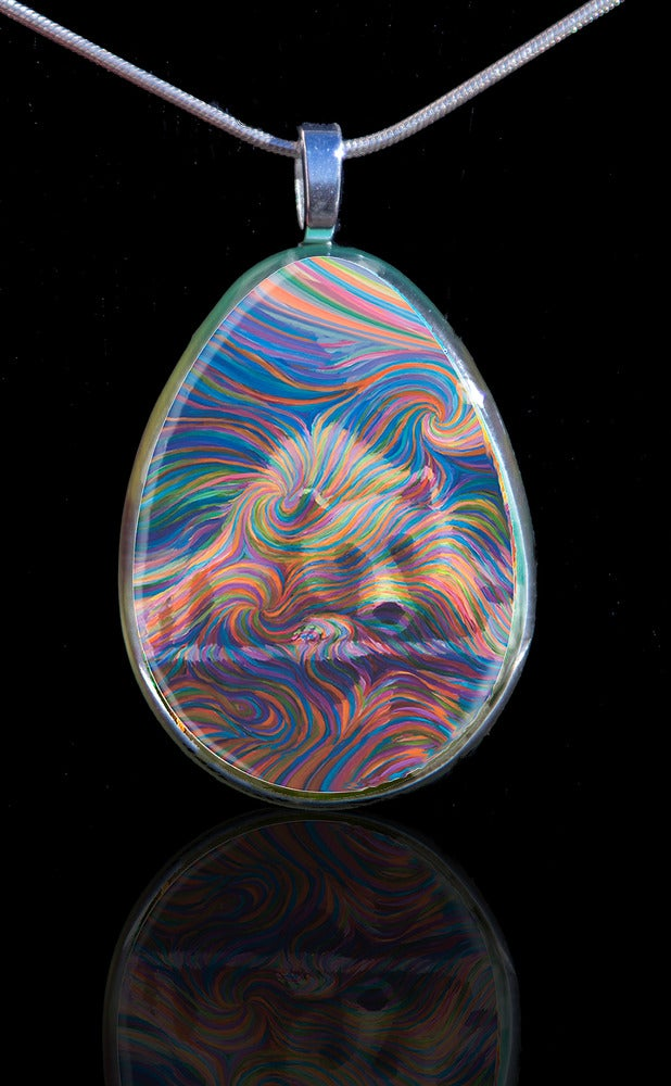 Image of Medicine Bear Pendant