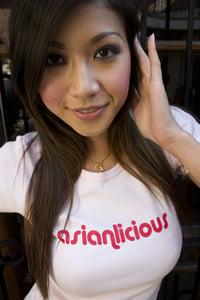Image of Pink Asianlicious Shirts