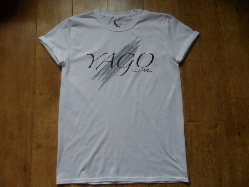 Image of Yago Logo tee