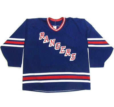 Image of New York Rangers Jersey