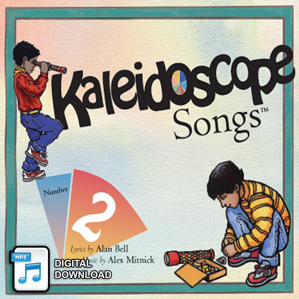 Image of Kaleidoscope Songs Number 2 (Digital Download)
