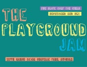 Image of Register HERE For The Playground Jam 2013