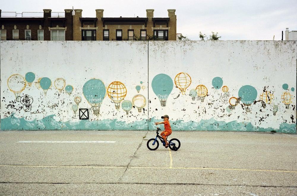 Ballooning, Brooklyn 2008