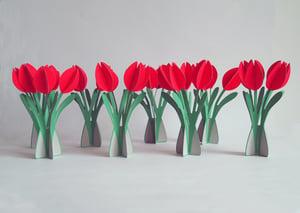 Image of 2 xcut&make Tulips -