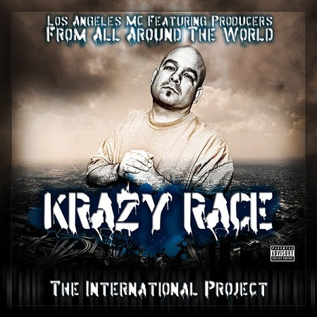 Krazy Race - The International Product CD / Autographed