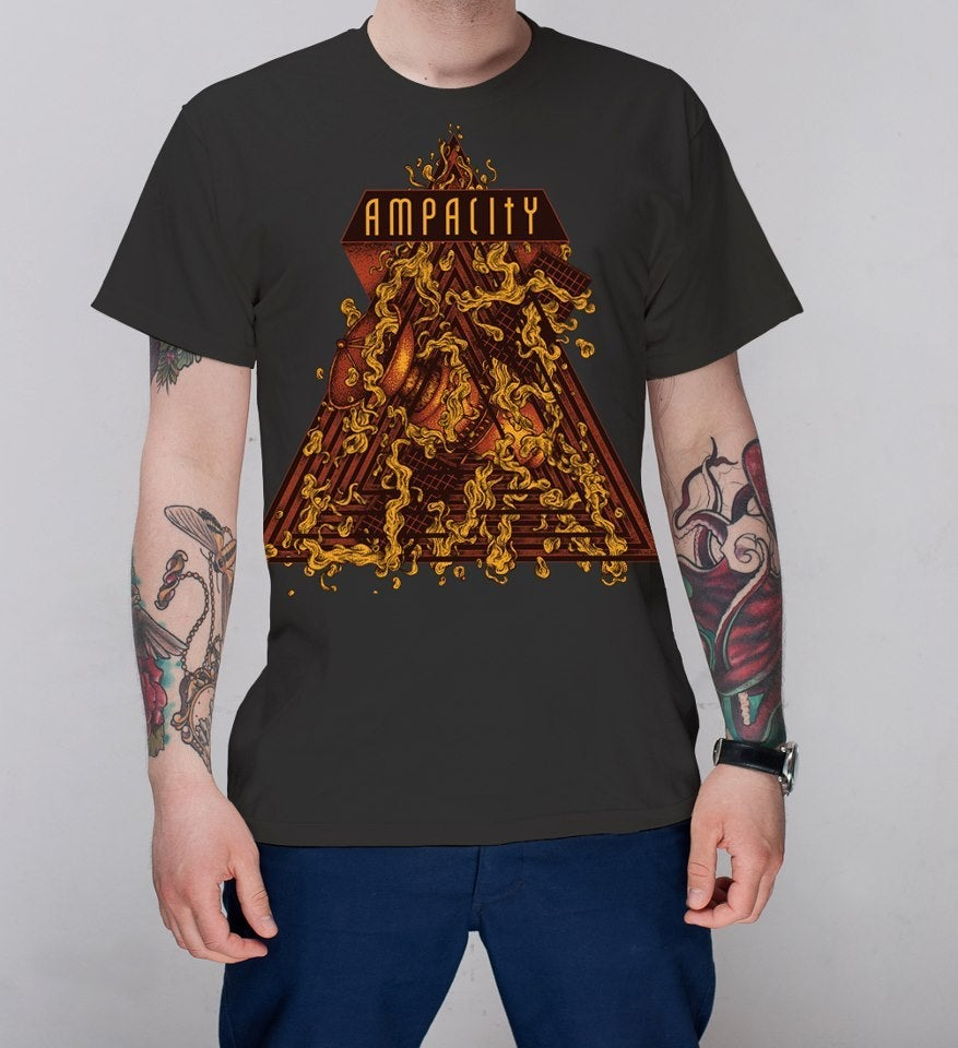 Image of AMPACITY t-shirt male
