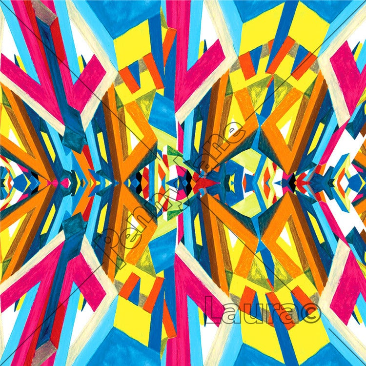 Image of Geometric Illusion