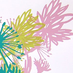 Image of Pink Tangle