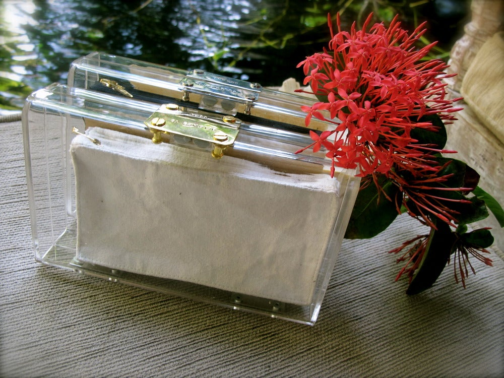 Image of 2 Perspex Classic Clutch for 225