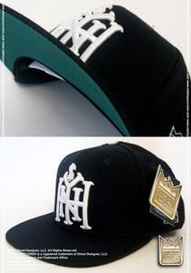 Image of New York IS FOR HUSTLER$™ ***Snap Back Cap*** (Navy/White)