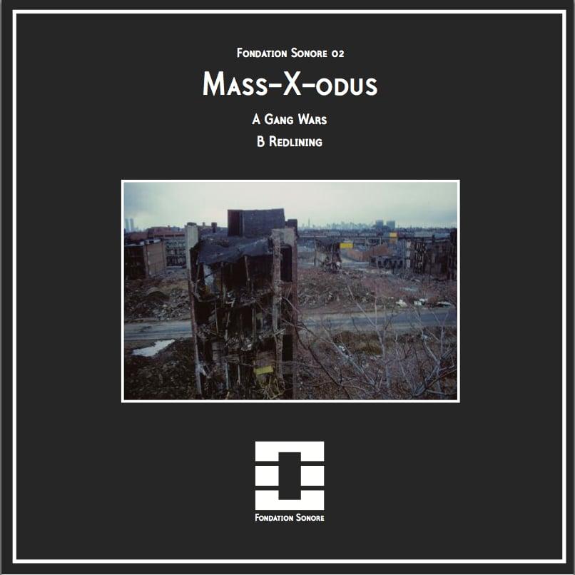 Image of Mass-X-odus- Gang Wars / Redlining