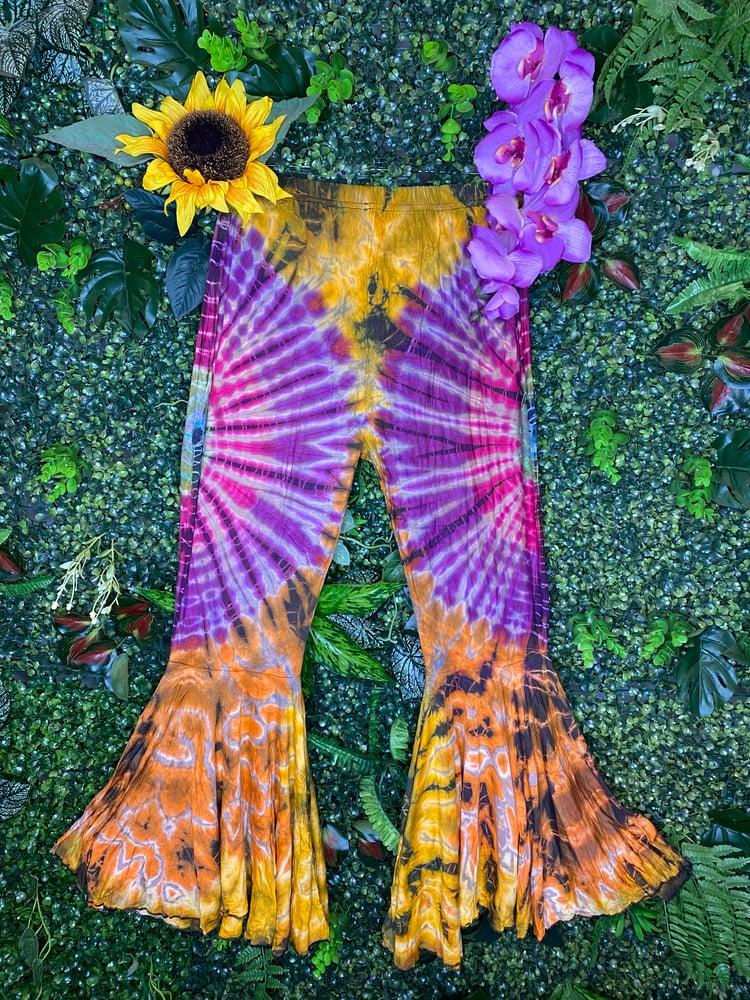 Image of Tie Dye Flares -  Madrid