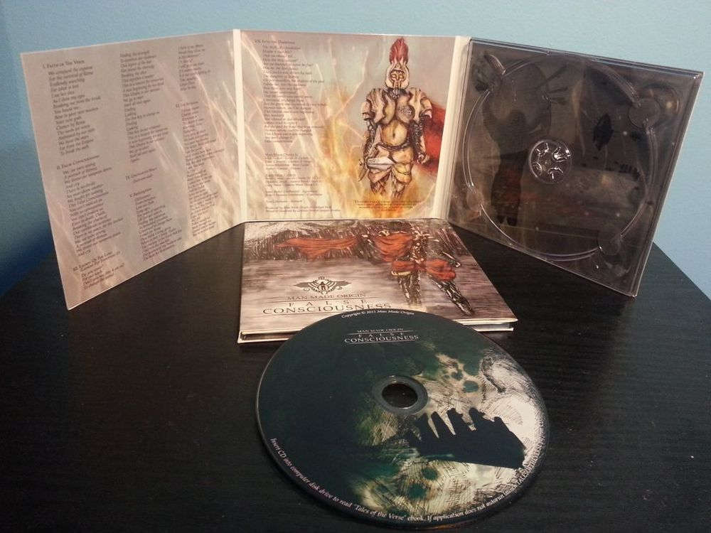Image of False Consciousness - CD Digipack