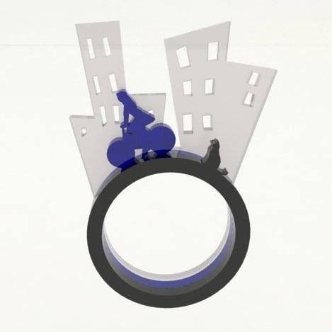 Scenery rings