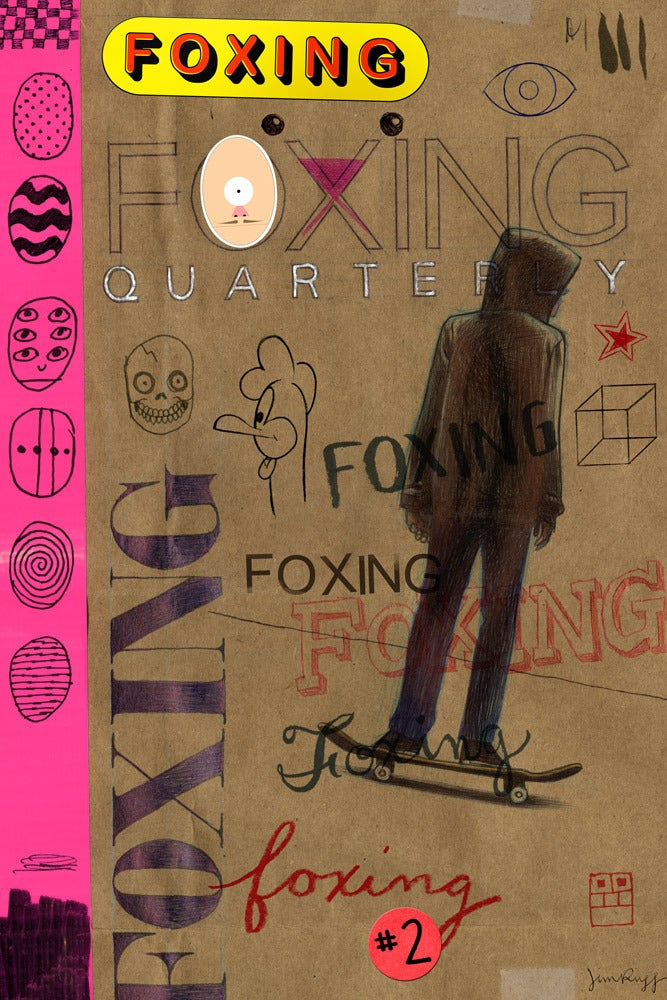 Image of FOXING Issue 2