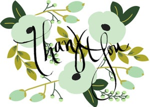 Image of Thank You Notes