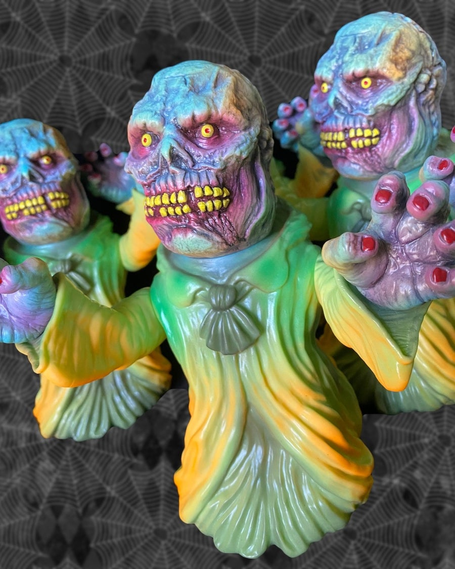 """Image of The Shapeshifter """"El Cucuy"""" painted version"""