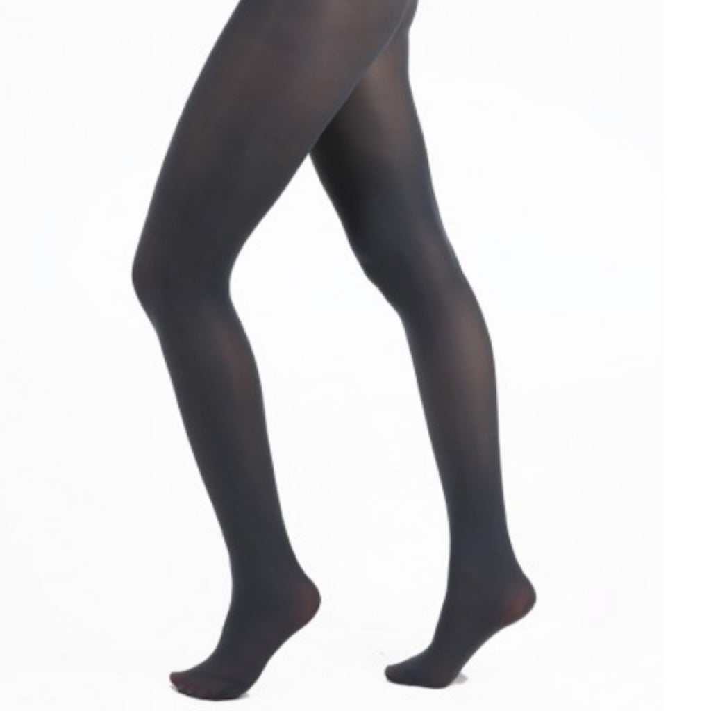 Slate Opaque Tights with Free Postage