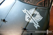 Image of Limited Edition:  1/10th scale hood crest