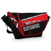 Image of Custom Disposable Film Festival Messenger Bag!