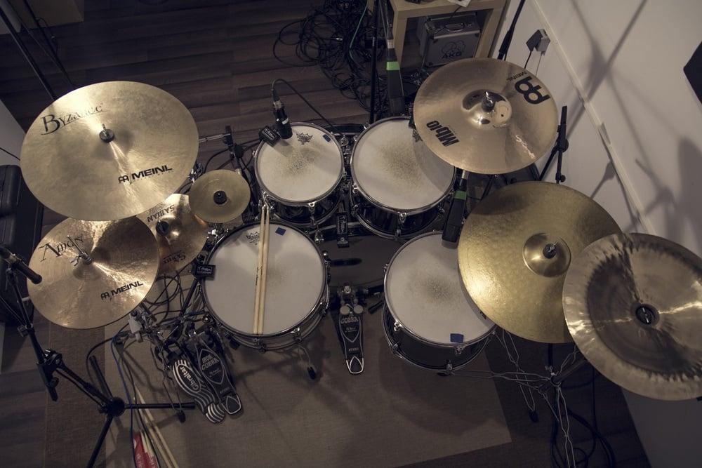 Gretsch Full Kit [Kick, Snare, 2xRack Toms & Floor Tom]