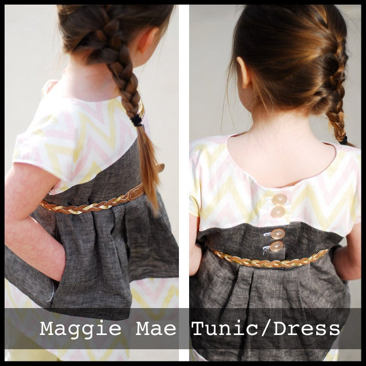 Image of The Maggie Mae Tunic/Dress