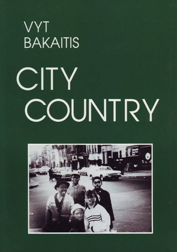 Image of City Country, by Vyt Bakaitis