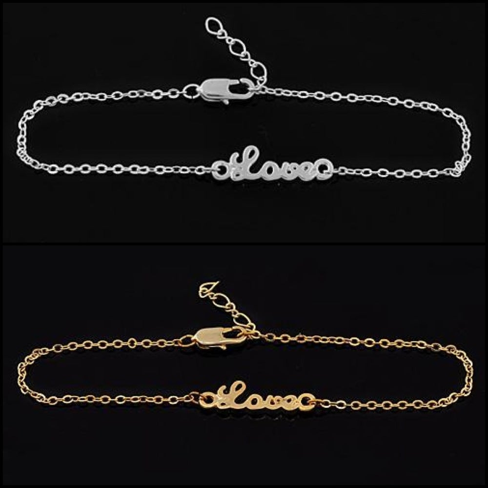"Image of ""Love Is..."" bracelet"