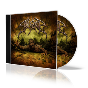 Image of SKINEATER - DERMAL HARVEST CD  - 11 Euros - shipping included worldwide