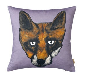 Image of Fox Cushion
