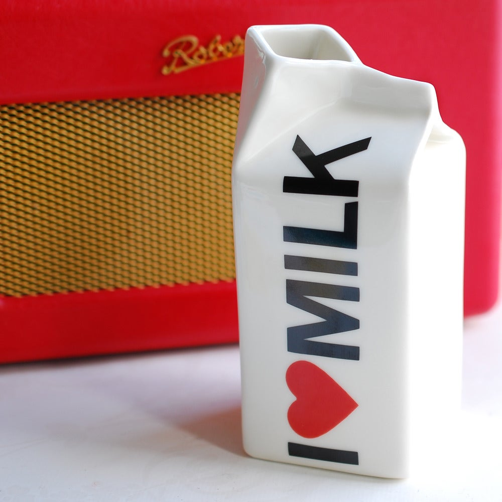 Image of I♥️MILK Jug