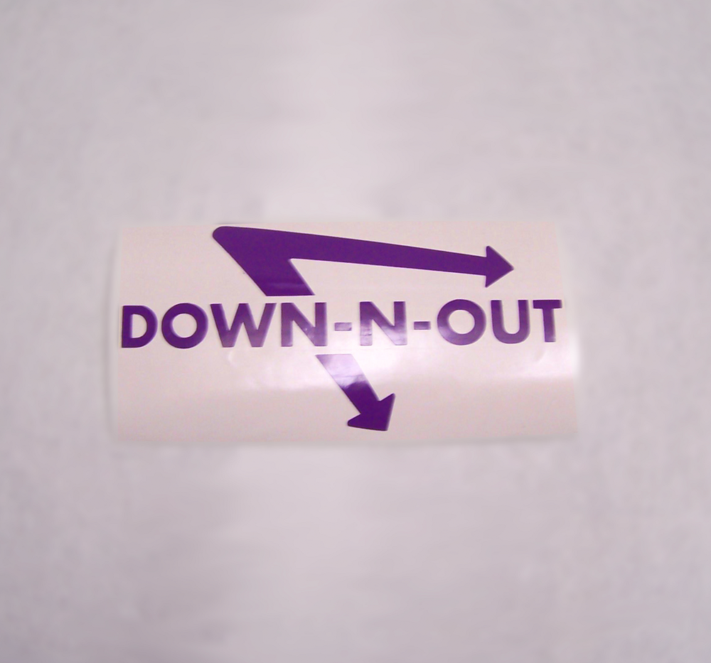 Image of Down-N-Out