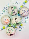 Baby Ghostbusters Inspired Edible Toppers