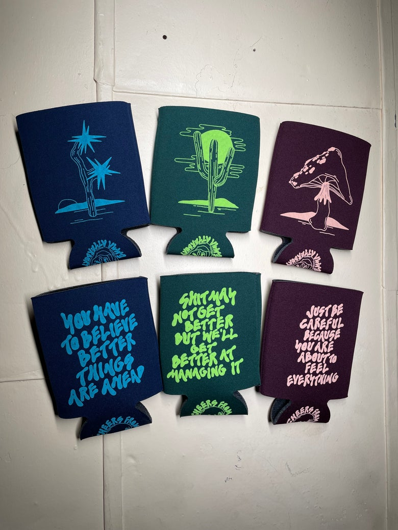 Image of Thoughts Koozies Pack