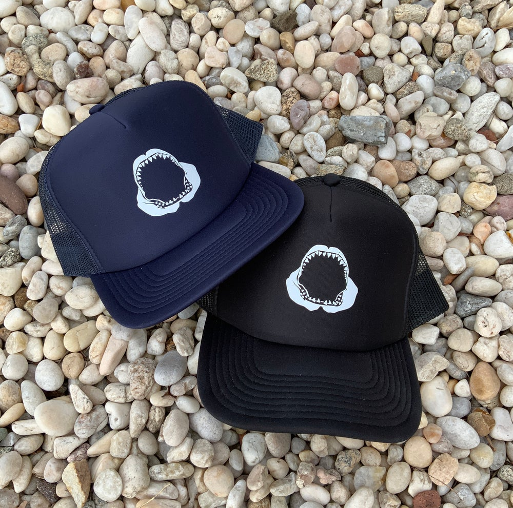 Jaws Trucker Hat (more colors)