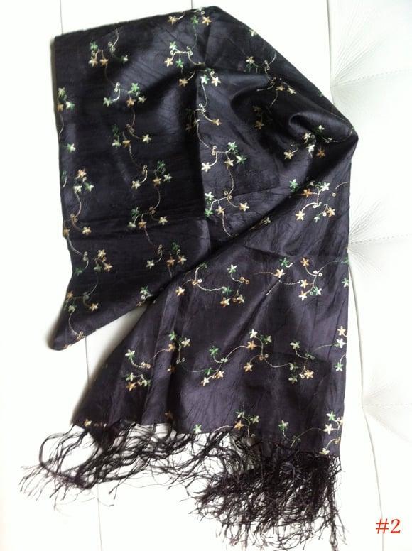 Image of silk scarf1234