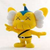 Image of Kaws Yellow JPP Medicom New