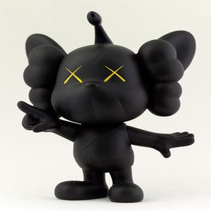 Image of Kaws Black JPP Medicom New