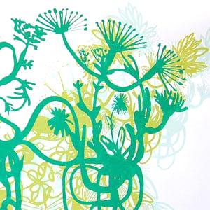 Image of Green Tangle