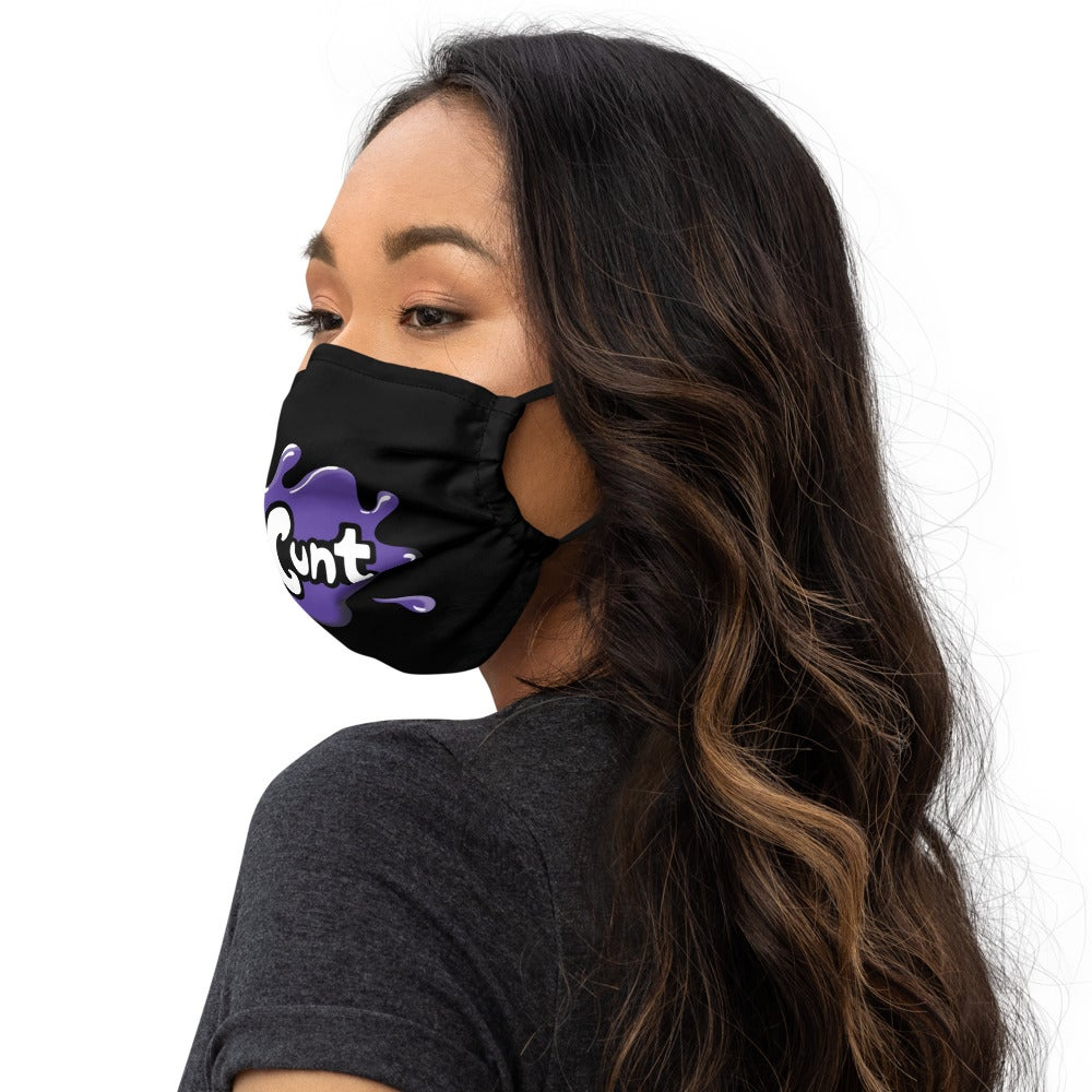 Image of So Cunt Face Mask