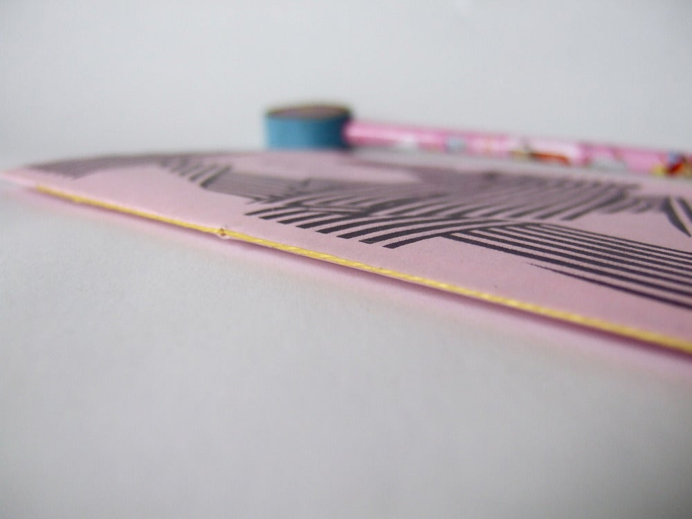 Image of Pamphlet Stitch Book Workshop 19th April