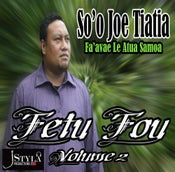 Image of So'o Joe Tiatia Volume 2