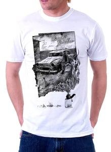 Image of Highway Rolls to Dark Tour T-shirts