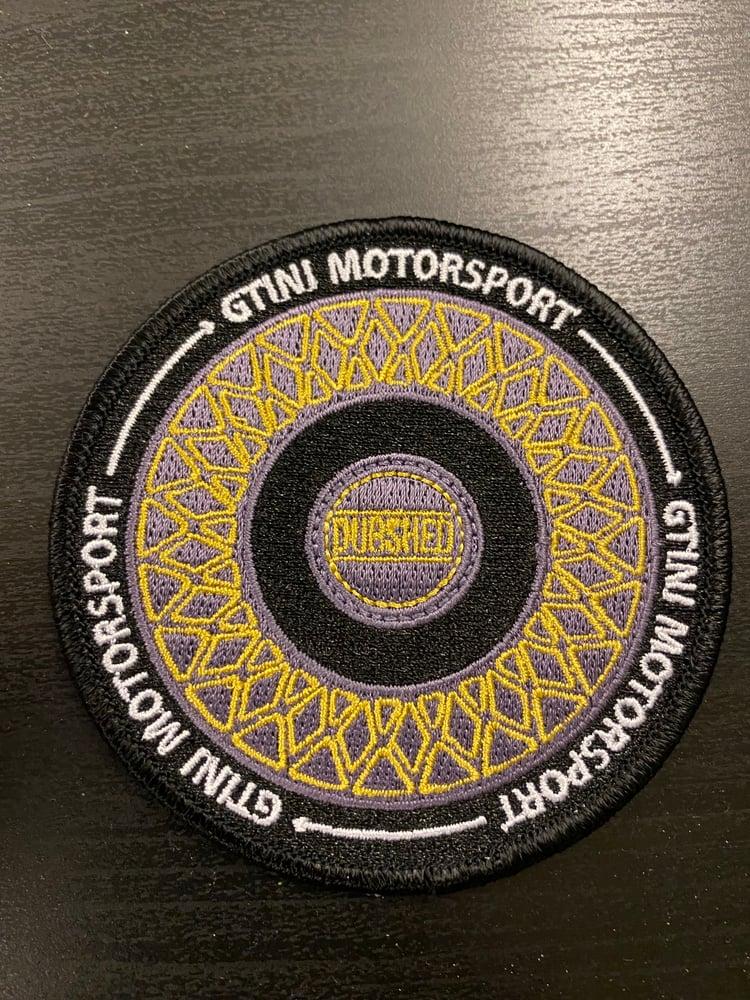 Image of MOTORSPORT CENTRE LOCK PATCH