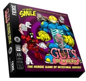 Image of Guts of a Hero Board Game