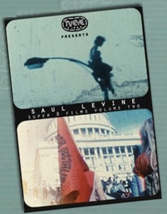 Image of Saul Levine Super 8 Films Volume Two