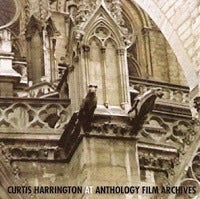 Image of Curtis Harrington at Anthology Film Archives