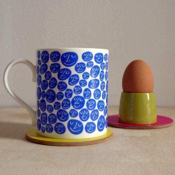 Image of Happy Face mug