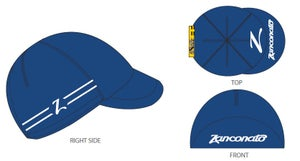Image of Zanconato cycling caps